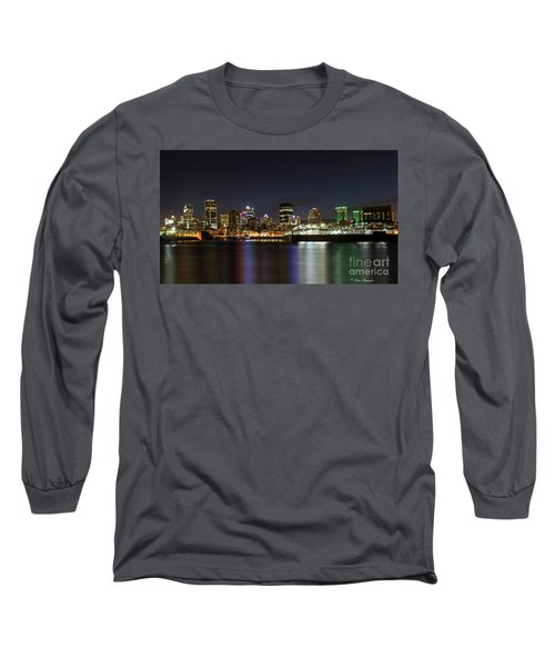 Zoom Montreal Long Sleeve T-Shirt