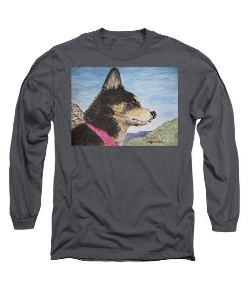 Zuma Long Sleeve T-Shirt by Megan Cohen