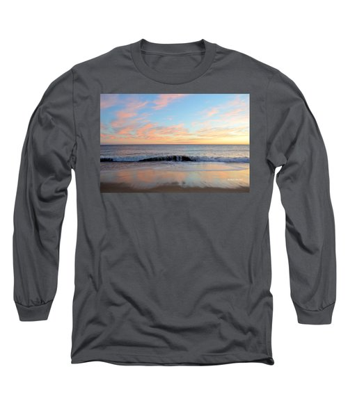 1/6/19 Obx Sunrise Long Sleeve T-Shirt