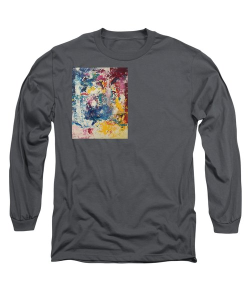 Playing With Color IIi Long Sleeve T-Shirt