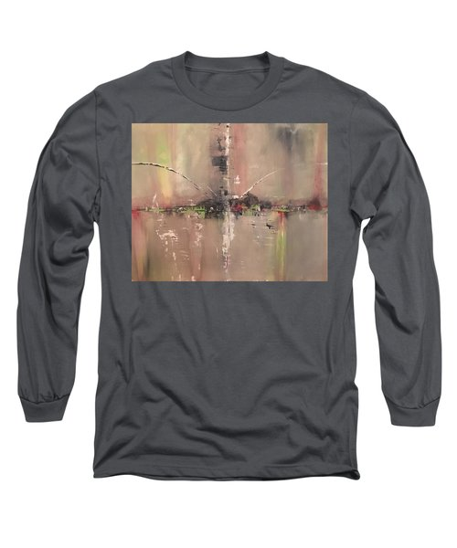 Abstract I Long Sleeve T-Shirt