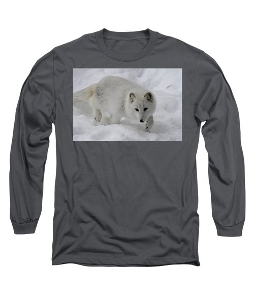Artic Fox Long Sleeve T-Shirt