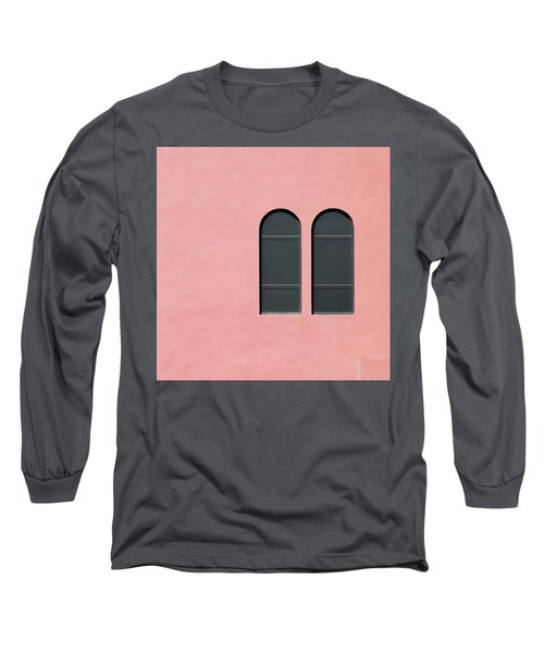 Asymmetry Long Sleeve T-Shirt