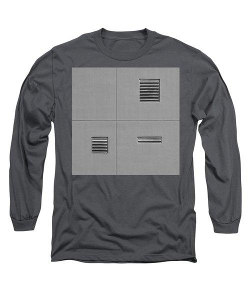 Asymmetry Long Sleeve T-Shirt