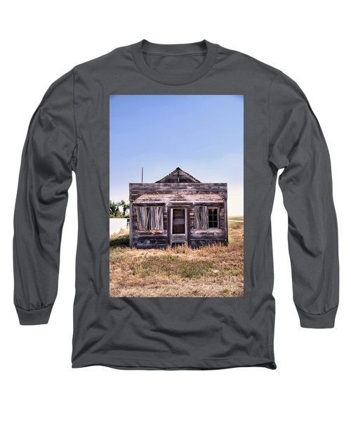 Boarded Up Long Sleeve T-Shirt