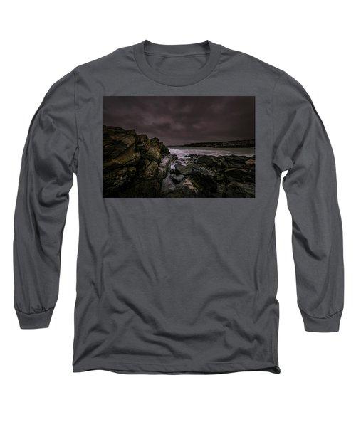 Dramatic Mood Long Sleeve T-Shirt