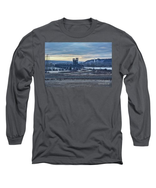 Grand Trunk Pacific Railway Long Sleeve T-Shirt