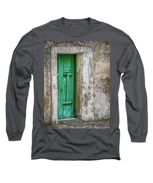 Green Door 2 Long Sleeve T-Shirt