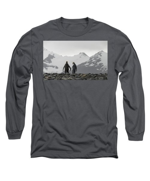 Hand In Hand Long Sleeve T-Shirt