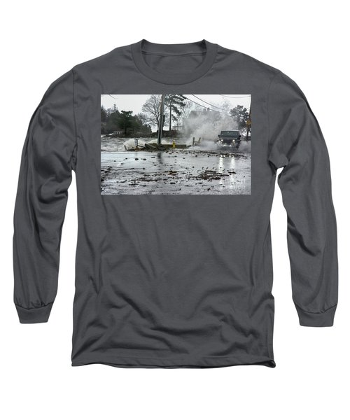 Jeep Splash Long Sleeve T-Shirt