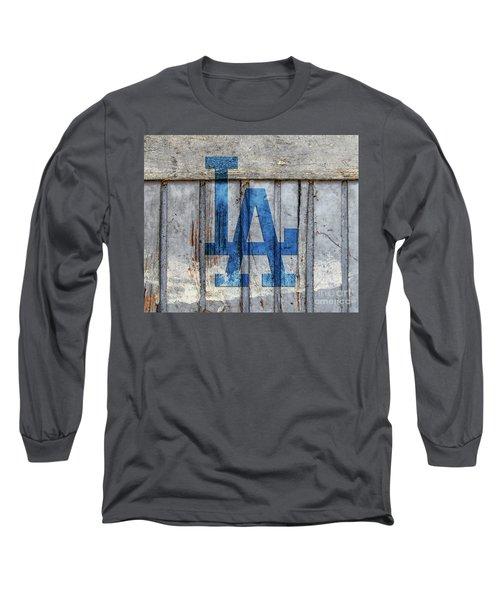 La Dodgers Long Sleeve T-Shirt
