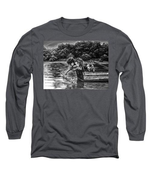 Launching Dreams Long Sleeve T-Shirt