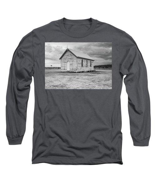 Little Paddocks Chapel Long Sleeve T-Shirt