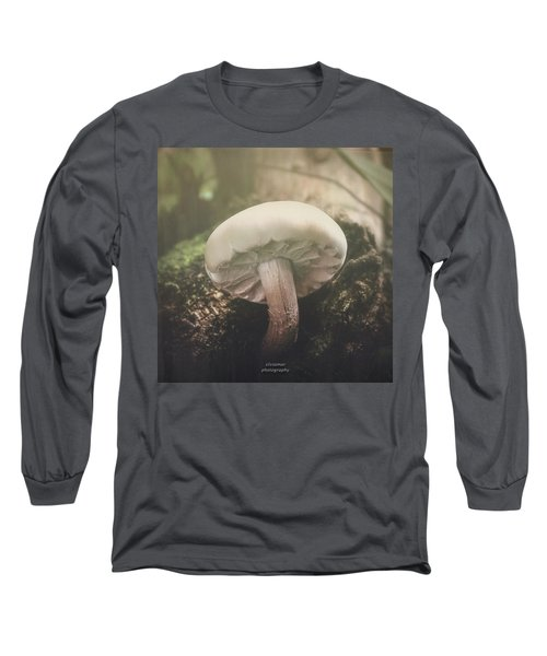 Look At The Mushroom Long Sleeve T-Shirt