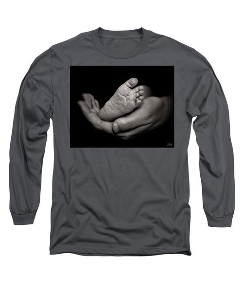 Mama's Boy Long Sleeve T-Shirt
