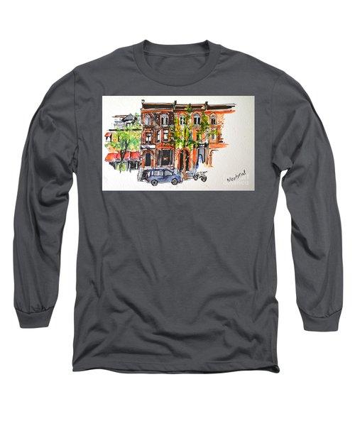 Montreal #1 Long Sleeve T-Shirt