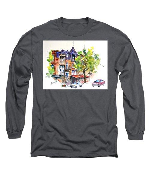 Montreal #2 Long Sleeve T-Shirt