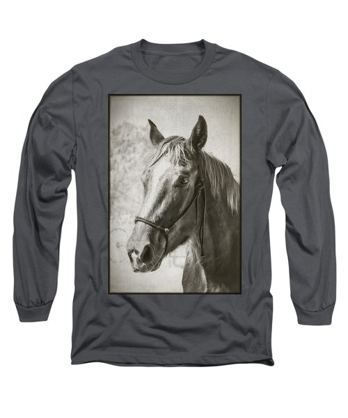 Old West Transportation Long Sleeve T-Shirt