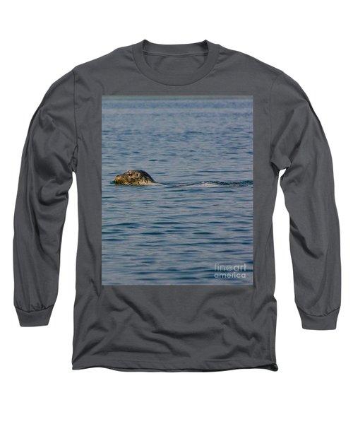 Pacific Harbor Seal Long Sleeve T-Shirt