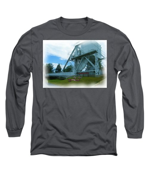 Pegasus Bridge Long Sleeve T-Shirt