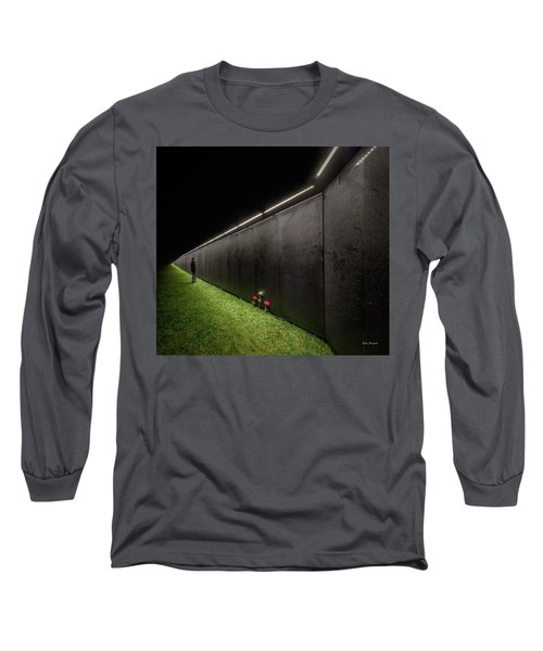 Searching For Steven Long Sleeve T-Shirt
