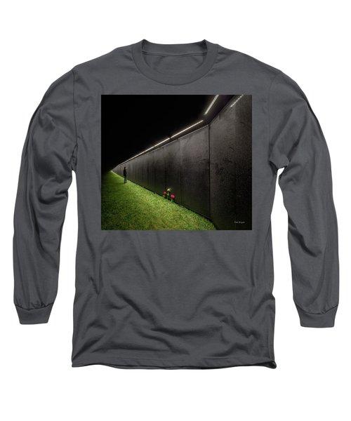 Searching For Steven Long Sleeve T-Shirt