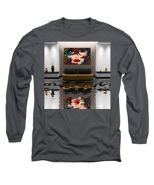 Stay On The Track Long Sleeve T-Shirt
