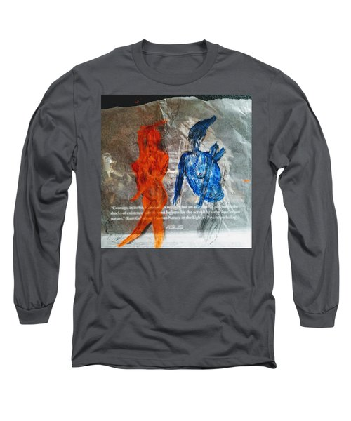 The Immolation Long Sleeve T-Shirt