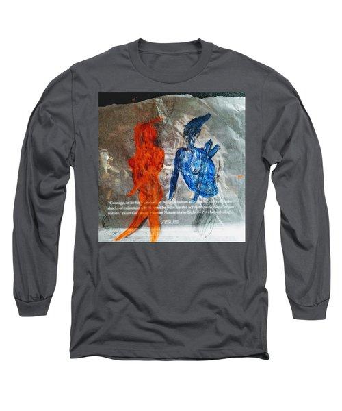 The Immolation Long Sleeve T-Shirt