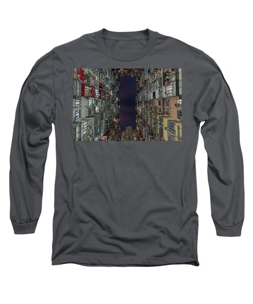 The Montane Mansion Long Sleeve T-Shirt