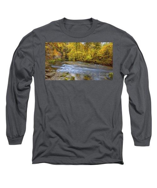 The Wutach Gorge Long Sleeve T-Shirt