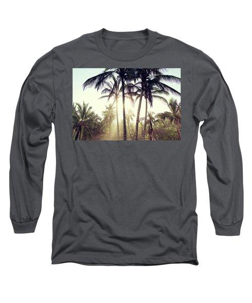 Ticla Palms Long Sleeve T-Shirt