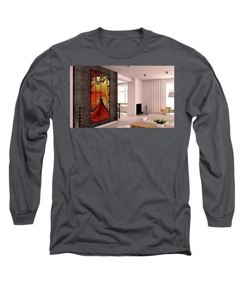 To The Ballroom Long Sleeve T-Shirt