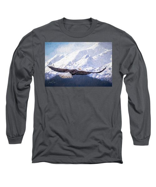 To The Hills... Long Sleeve T-Shirt