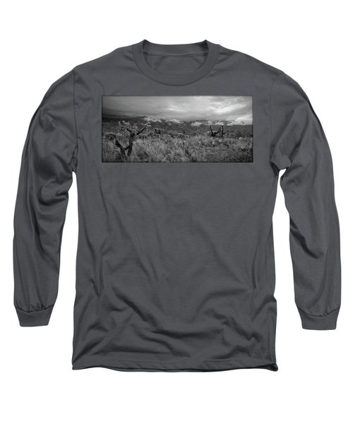 12-26-18 Snow Storm Long Sleeve T-Shirt