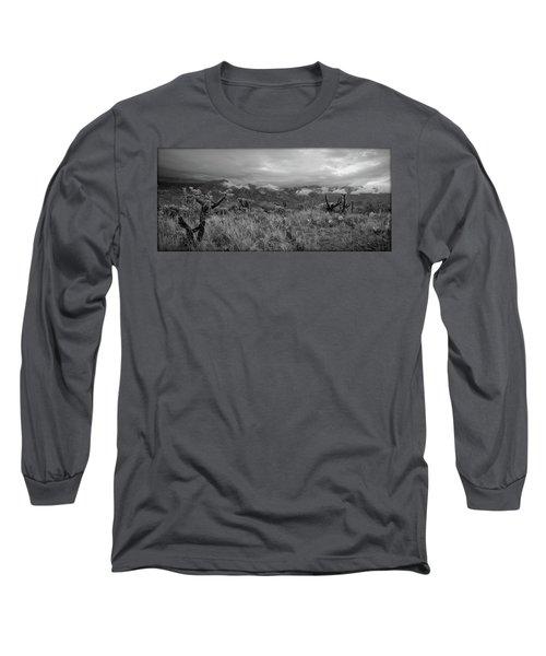 12-26-18 Snow Storm Long Sleeve T-Shirt