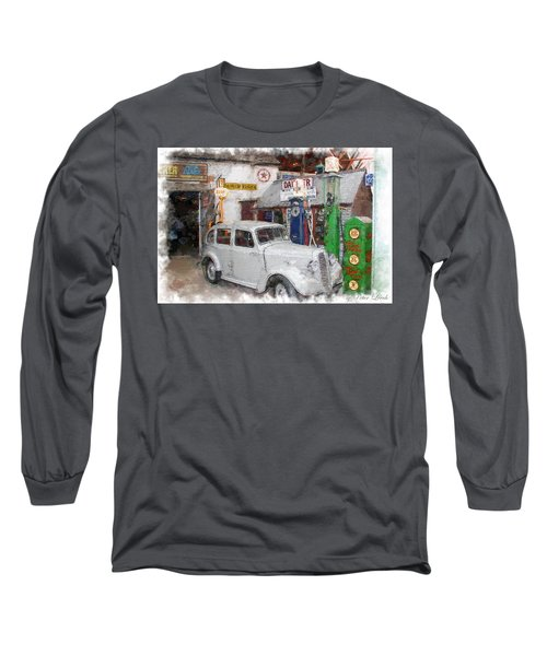 1950s Garage Long Sleeve T-Shirt