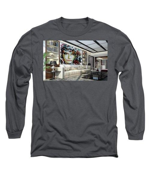 Floshine Long Sleeve T-Shirt