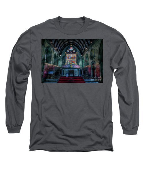 Christmas Church Long Sleeve T-Shirt