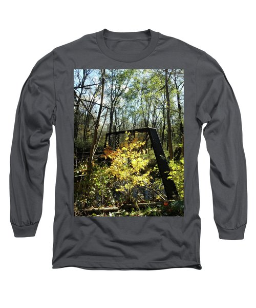 Ye Old Tracks Long Sleeve T-Shirt