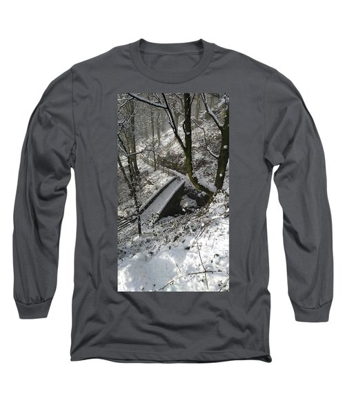 30/01/19  Rivington. Cascade Bridge. Long Sleeve T-Shirt
