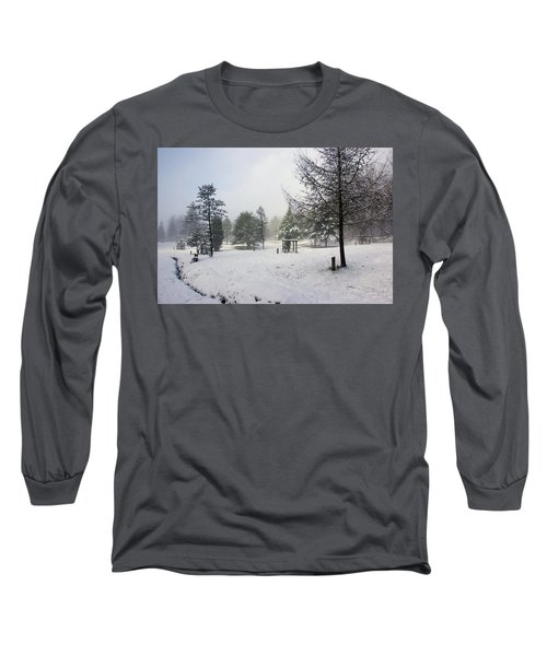 30/01/19  Rivington. Memorial Arboretum. Long Sleeve T-Shirt