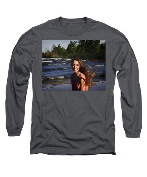 3A Long Sleeve T-Shirt