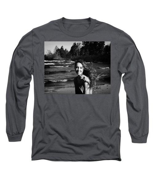 3B Long Sleeve T-Shirt