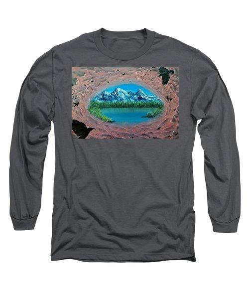 400 Crows Long Sleeve T-Shirt