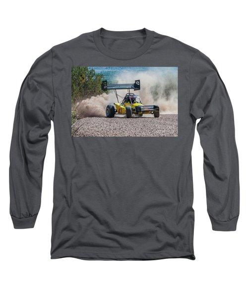 #43 Spencer Steele Long Sleeve T-Shirt