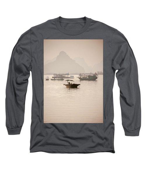 Ha Long Bay Long Sleeve T-Shirt