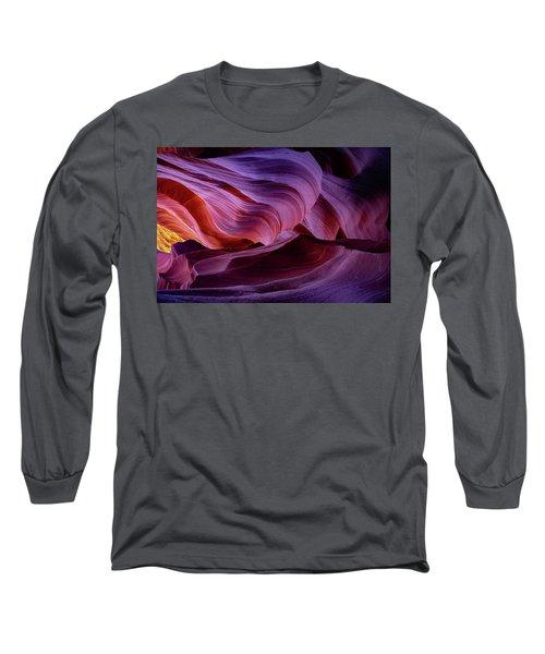 The Body's Earth  Long Sleeve T-Shirt