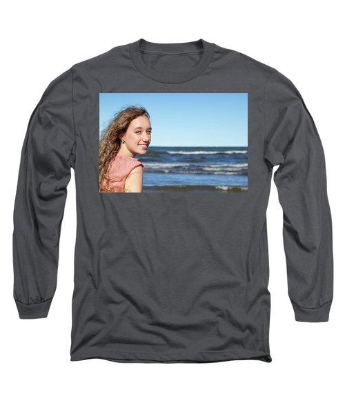 6AE Long Sleeve T-Shirt
