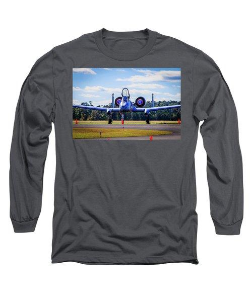 A-10c Thunderbolt II Long Sleeve T-Shirt